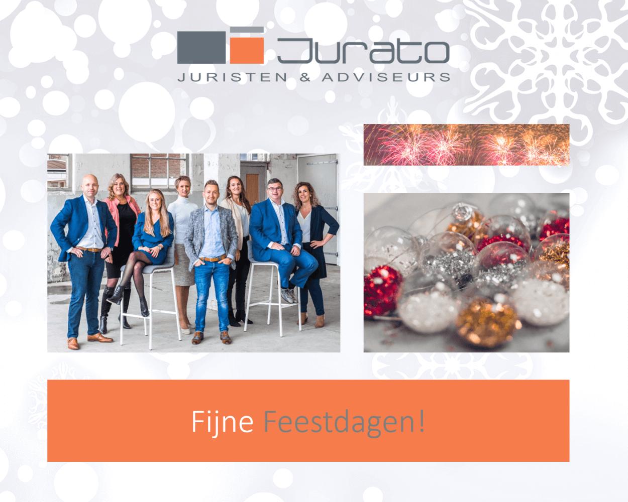 Kerstgroet Jurato 2019
